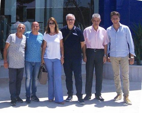 Meeting Aluminco e Laferal Expo